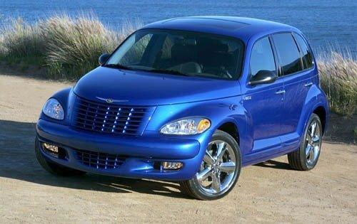 2003 chrysler pt cruiser wagon turbo fq oem 1 500