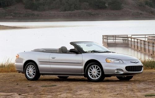 2003 chrysler sebring convertible touring fq oem 1 500