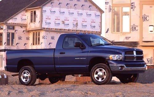 2003 dodge ram pickup 2500 regular cab pickup laramie fq oem 1 500