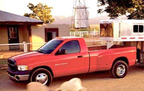 2003 dodge ram pickup 3500 regular cab pickup laramie fq oem 1 500