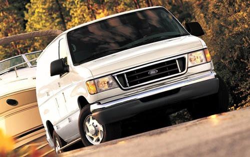 2003 ford econoline cargo cargo van e 250 fq oem 1 500