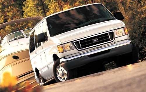 2003 ford econoline wagon passenger van e 150 xlt fq oem 1 500