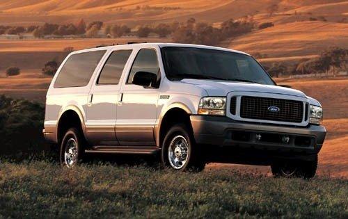 2003 ford excursion 4dr suv xlt premium fq oem 1 500