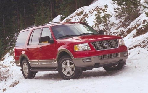 2003 ford expedition 4dr suv eddie bauer fq oem 1 500