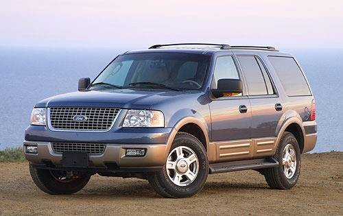 2003 ford expedition 4dr suv eddie bauer fq oem 2 500