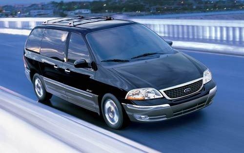 2003 ford windstar passenger minivan limited fq oem 1 500