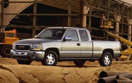 2003 gmc sierra 1500 extended cab pickup slt fq oem 1 500