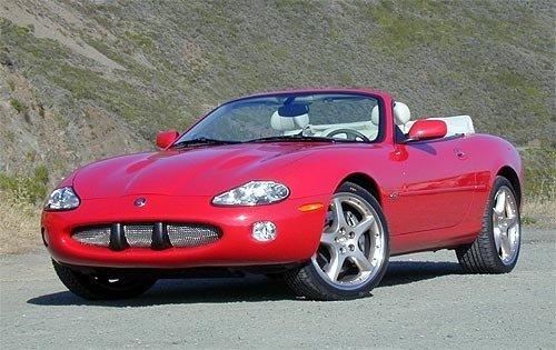2003 jaguar xk series convertible xkr fq oem 1 500