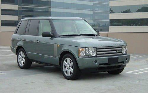 2003 landrover range rover 4dr suv hse fq oem 1 500