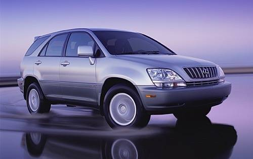 2003 lexus rx 300 4dr suv base fq oem 1 500