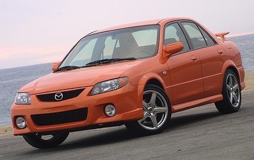 2003 mazda mazdaspeed protege sedan base fq oem 1 500