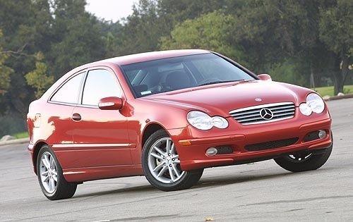 2003 mercedes benz c class 2dr hatchback c320 fq oem 1 500