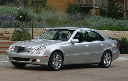 2003 mercedes benz e class sedan e500 fq oem 1 500