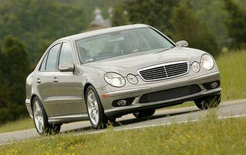 2003 mercedes benz e class sedan e55 amg fq oem 1 500