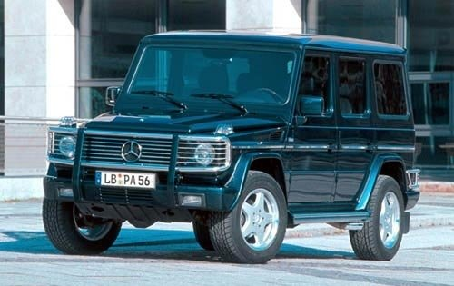 2003 mercedes benz g class 4dr suv g55 amg fq oem 1 500