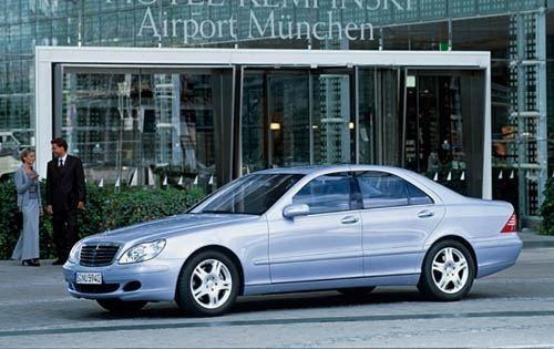 2003 mercedes benz s class sedan s500 4matic fq oem 1 500
