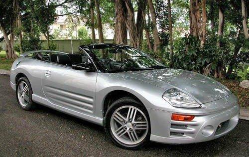 2003 mitsubishi eclipse spyder convertible gts fq oem 1 500