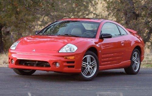 2003 mitsubishi eclipse 2dr hatchback gts fq oem 1 500