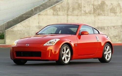 2003 nissan 350z coupe enthusiast fq oem 1 500