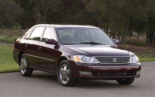 2003 toyota avalon sedan xls fq oem 1 500