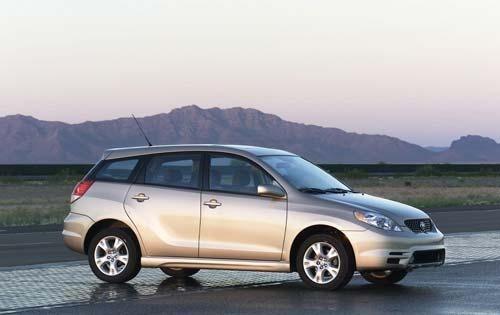 2003 toyota matrix wagon xr fq oem 1 500