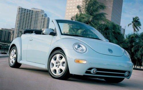 2003 volkswagen new beetle convertible base fq oem 1 500
