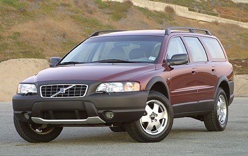 2003 volvo xc70 wagon base fq oem 1 500