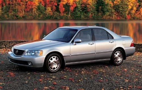 2004 acura rl sedan 35 fq oem 1 500
