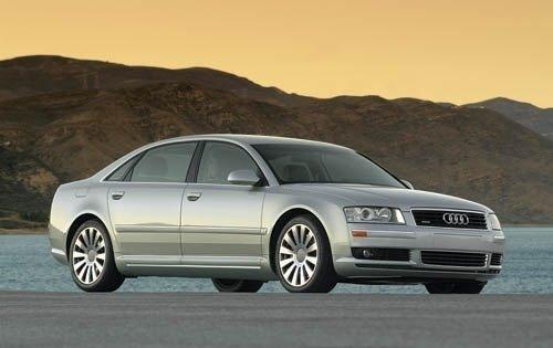 2004 audi a8 sedan l quattro fq oem 1 500