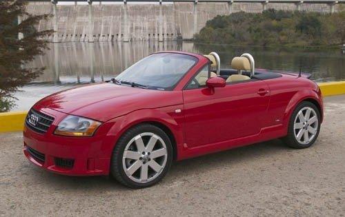 2004 audi tt convertible 250hp quattro fq oem 1 500
