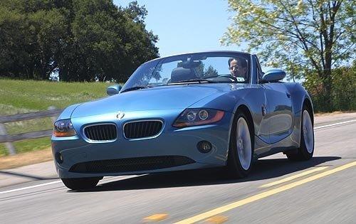 2004 bmw z4 convertible 30i fq oem 1 500