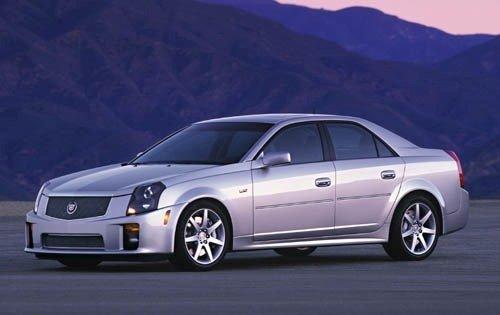 2004 cadillac cts sedan v series fq oem 1 500