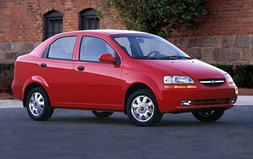2004 chevrolet aveo sedan ls fq oem 1 500