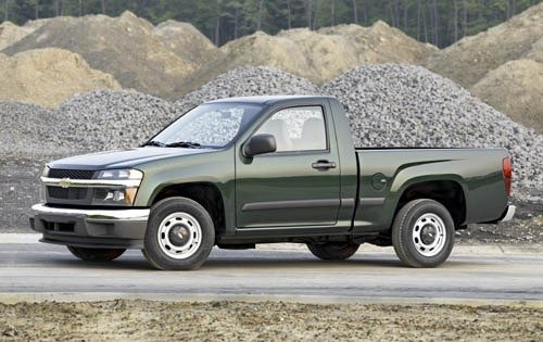 2004 chevrolet colorado regular cab pickup z85 fq oem 1 500