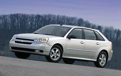 2004 chevrolet malibu maxx 4dr hatchback base fq oem 1 500