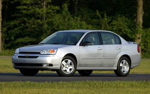 2004 chevrolet malibu sedan lt fq oem 1 500