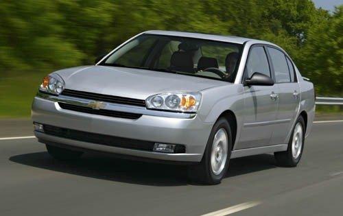 2004 chevrolet malibu sedan lt fq oem 3 500