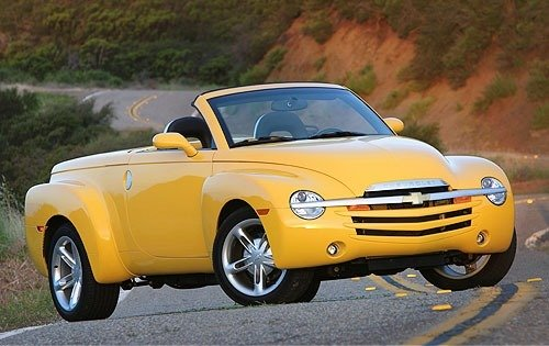 2004 chevrolet ssr regular cab pickup ls fq oem 2 500