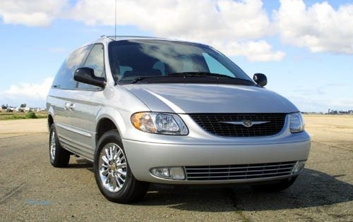 2004 chrysler town and country passenger minivan limited fq oem 1 500