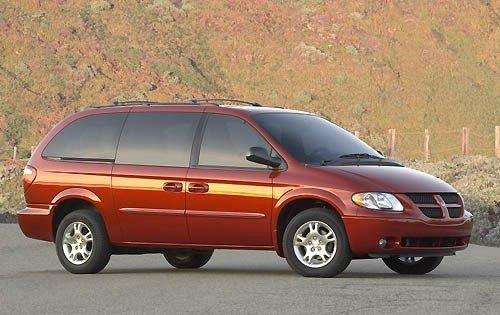 2004 dodge grand caravan passenger minivan sxt annivesary edition fq oem 1 500