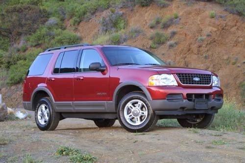 2004 ford explorer 4dr suv xlt fq oem 1 500