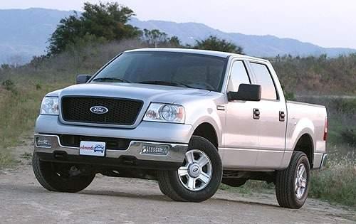 2004 ford f 150 crew cab pickup xlt fq oem 2 500