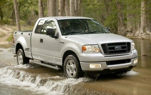 2004 ford f 150 extended cab pickup stx fq oem 1 500