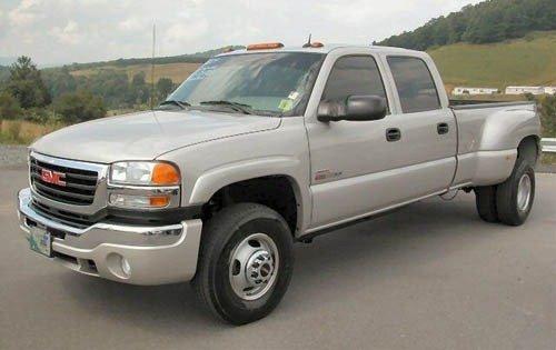 2004 gmc sierra 3500 crew cab pickup base fq oem 1 500