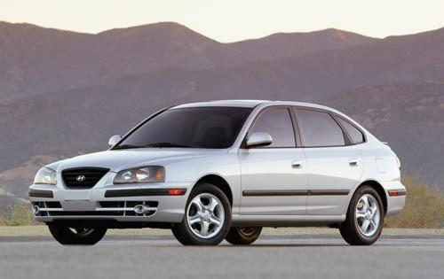 2004 hyundai elantra 4dr hatchback gt fq oem 1 500