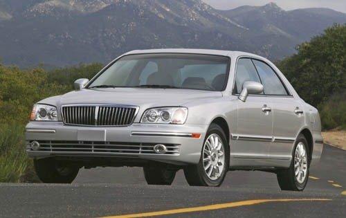 2004 hyundai xg350 sedan l fq oem 1 500