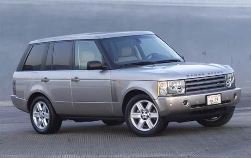 2004 landrover range rover 4dr suv hse fq oem 1 500