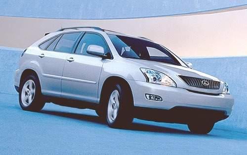 2004 lexus rx 330 4dr suv base fq oem 3 500