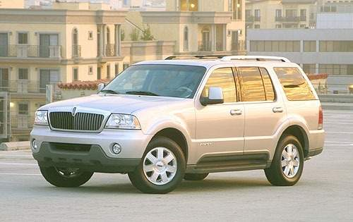 maintenance schedule for 2005 lincoln aviator openbay. Black Bedroom Furniture Sets. Home Design Ideas