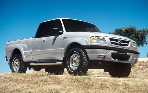 2004 mazda b series truck extended cab pickup b4000 se fq oem 1 500